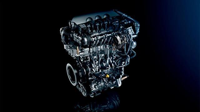 Peugeot 5008 Motor