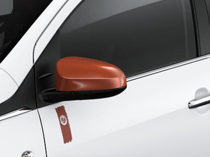 Peugeot 108 Top Roland Garros - ventana coche