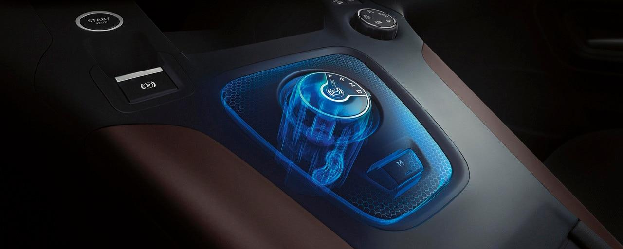 NUEVO PEUGEOT RIFTER - rueda de transmisión automática de 8 velocidades EAT8
