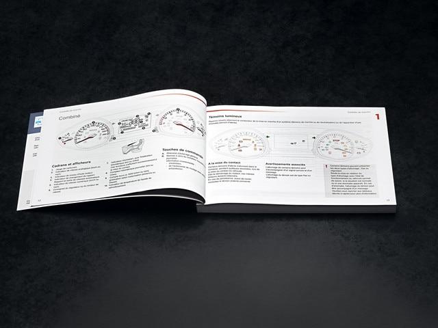 Les manuels d'utilisation