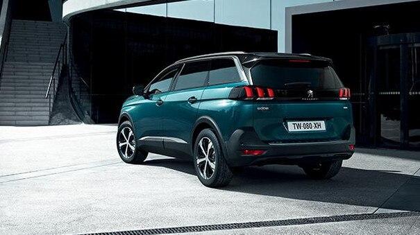 Peugeot 5008 feb 2021