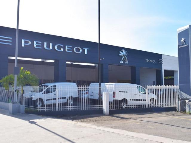 Peugeot Santiago