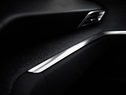 Placer sensorial - Materiales - Peugeot 3008