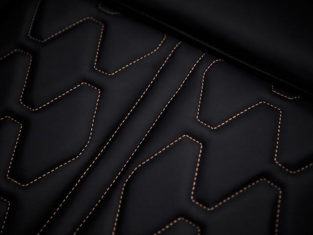 Placer sensorial - Materiales - Detalles asientos Peugeot 5008