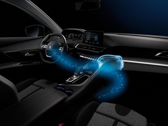 Placer sensorial - i-Cockpit Amplify - Peugeot 3008
