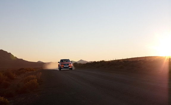 Nuevo SUV PEUGEOT 2008: tecnología Advanced Grip Control, para adaptarse mejor a las condiciones de la carretera.