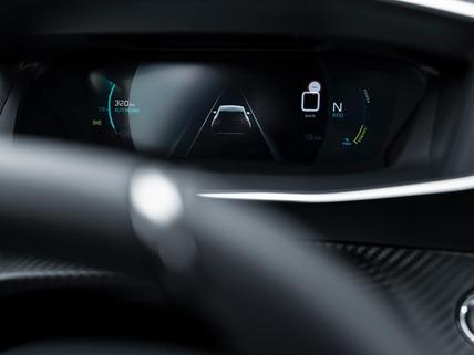 Nuevo SUV PEUGEOT 2008: cuadro de mandos digital 3D configurable