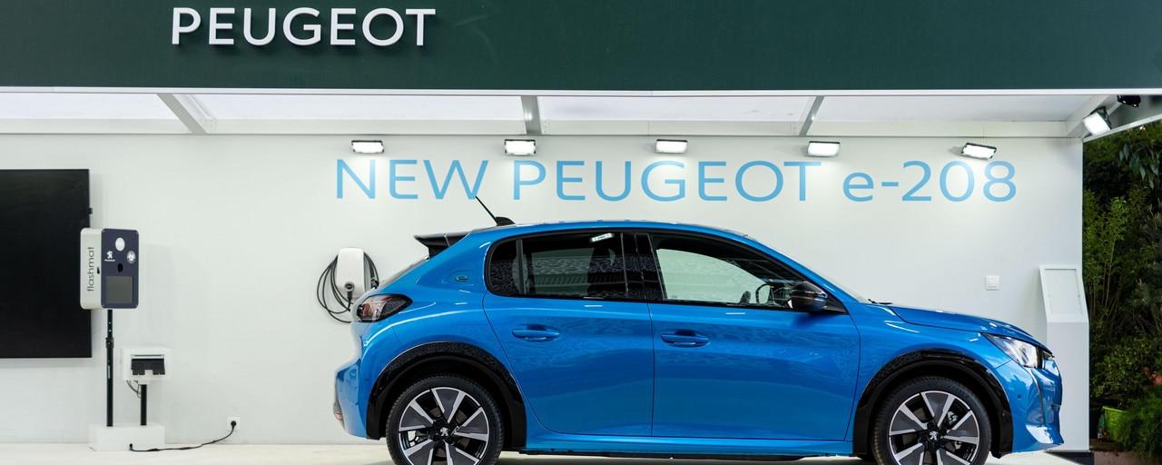 Roland Garros - Coche Peugeot