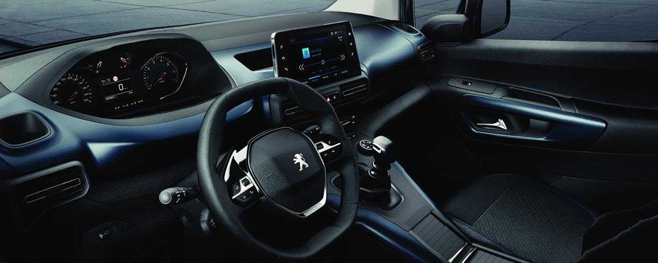Nuevo Rifter - i Cockpit